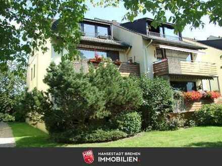 Hemelingen / Gepflegte 2,5-Zimmer-Wohnung mit Loggia und Sauna