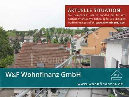 Gemütliche 2-Zimmerwohnung mit Dachterrasse über den Dächern von Mainz-Hechtsheim!