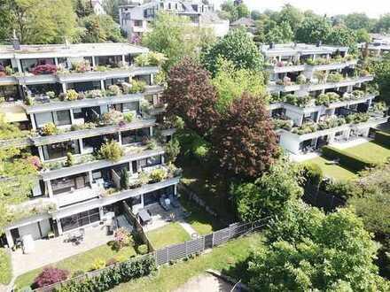 Immobilien-Richter: 3-Zi.-Luxus-Wohnung mit Tiefgarage in Düsseldorf-Unterbach
