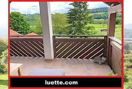 Ideal für Grenzgänger, Nähe Flughafen - entspannen in sonniger Dachgeschoss - Wohnung! (115838)