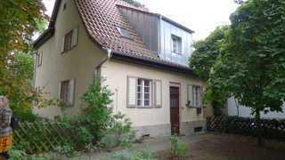 Verwunschenes Haus in Berlin Eichkamp