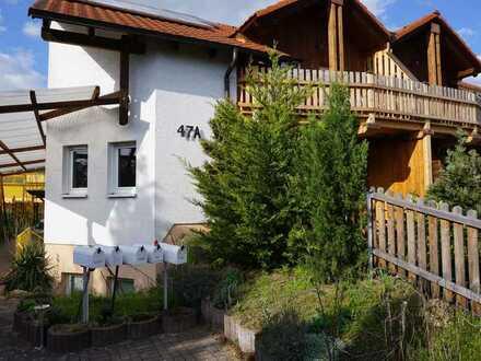 Gepflegte und helle 3 Zimmer-Souterrainwohnung in Maxdorf zu vermieten