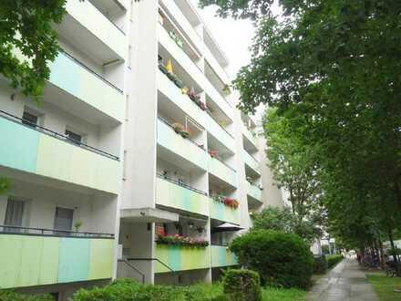 Südvorstadt: kompakte 3-Zi.-Whg. mit Balkon