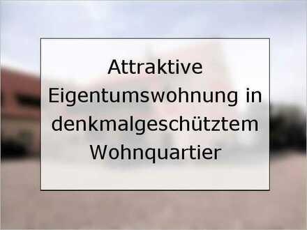 Attraktive Eigentumswohnung im idyllisch gelegenen Knauthain-Knautkleeberg