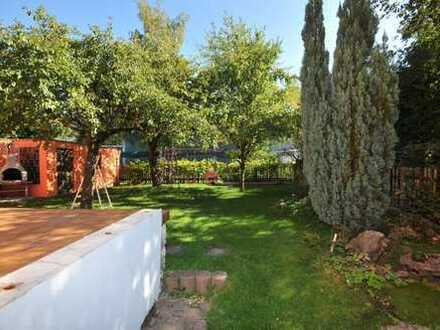 Schöne helle Wohnung direkt bei Kuka | mit Garten