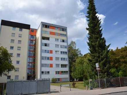 Freundliche 2-Zimmer-Wohnung möbliert / teilmöbliert mit Loggia und EBK nähe LVA / Il Gladiatore