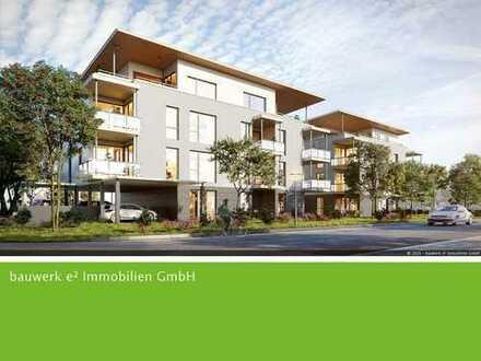 ERSTBEZUG: Moderne 2-Zimmer-Neubauwohnung zur Miete in Dornhan