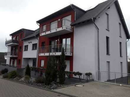 Neuwertige 4-Zimmer-Wohnung mit Balkon