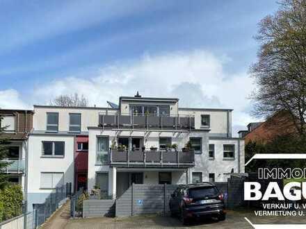 Moderne Penthouse: 2 1/2 Raum ETW mit großer Dachterrasse