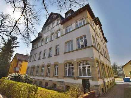 Stilvoll Wohnen über den Dächern von Chemnitz am Zeisigwald!