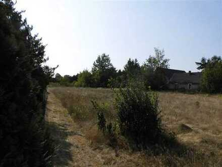 Großes Baugrundstück in Ortsteil von Boxberg