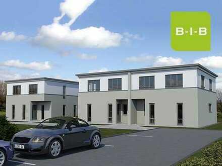 HIER TOBT BALD DAS LEBEN! Neubau Projektierung-rechtes Doppelhaus in Altglienicke
