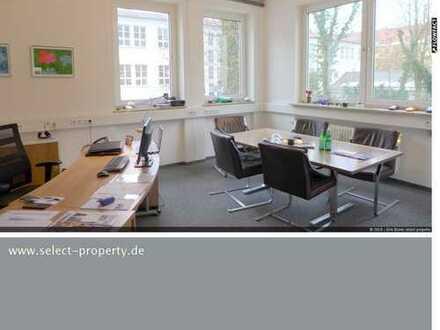 5-Zi.-Büro mit 3,10 m hohen Decken in Untergiesing - Direkt an der U-Bahn