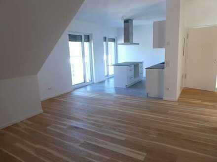 Neubau 2-Zimmer-Wohnung in optimaler Lage in Bad Homburg