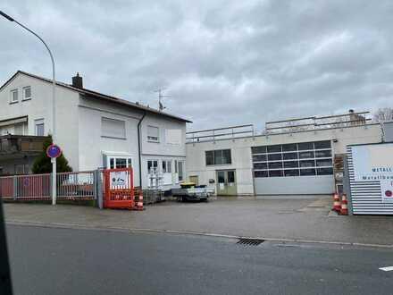 006/27_a - Produktionshalle mit Büro-/Sozialräumen in 74080 HN-Böckingen