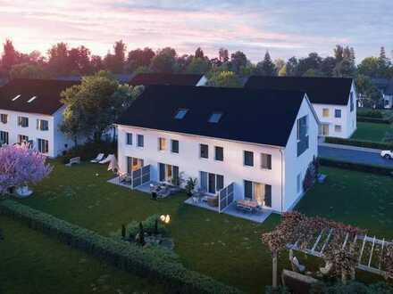 Neubau! Modernes Reihenmittelhaus in Renchen-Ulm!