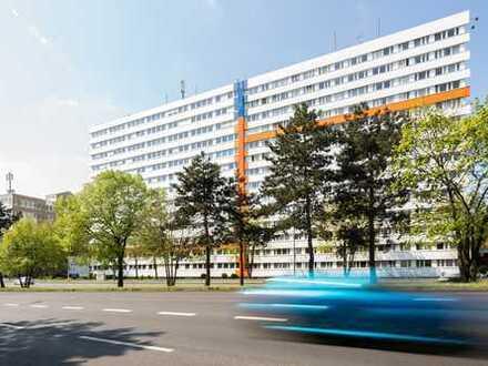 Dem Himmel so nah! Wir bieten Ihnen bis zu 2500m ² Bürofläche zentral in Köln!