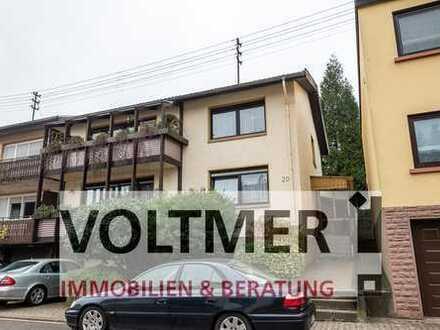 CHARMANT - Zweifamilienhaus in zentraler Lage von Merchweiler zu verkaufen!
