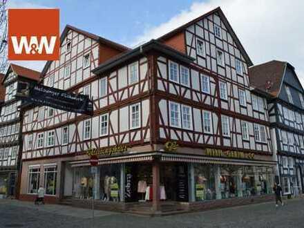 +++ KEINE MIETERPROVISION: Flexibel gestaltbares Ladenlokal mit großen Schaufenstern in bester Innen