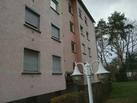 Gepflegte 2-Zimmer-Wohnung mit Balkon und Einbauküche in Hanau