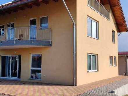 Haus an Selbstständige im Gewerbegebiet von Auggen zu vermieten.