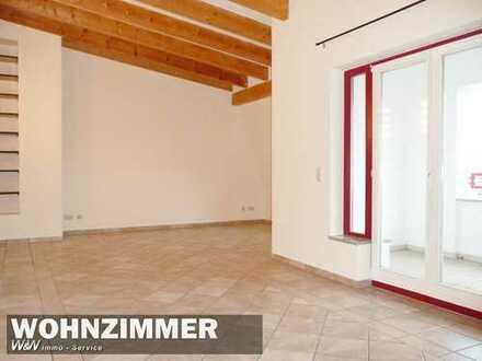 3 Zimmer 2 Balkone Fußbodenheizung