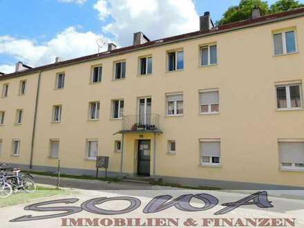 Neuzugang! 1,5 Zimmer Wohnung in Augsburg - Ein Objekt von Ihrem Immobilienpartner SOWA Immobilie...