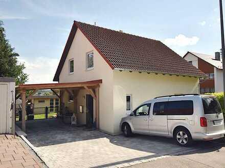 Charmantes Einfamilienhaus in ruhiger Lage in Bonstetten