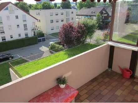 Eigennutzung oder Kapitalanlage - Gepflegte 2-Zimmerwohnung mit Balkon und TG-Stellplatz