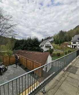 4-Raum-Wohnung mit Terrasse in Werdohl