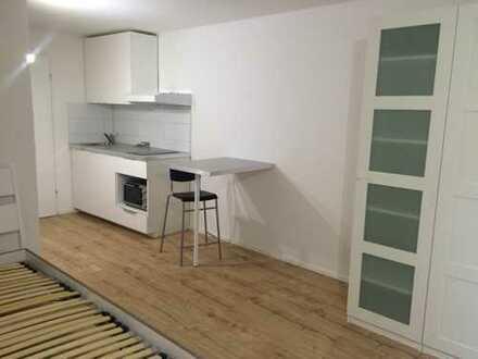 Exklusive, neuwertige 1-Zimmer-Wohnung mit Einbauküche in Nagold