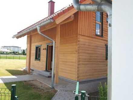 Gemütlichkeit pur: ELK-Holzhaus in Lamprechtshausen/Österreich