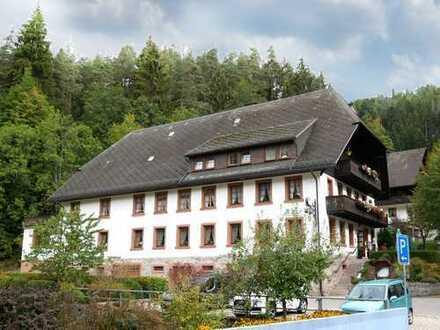 Hotel - Restaurant mit Wirtewohnung