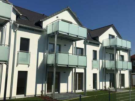 hochwertige 2-Zimmerwohnung im Erdgeschoss als Erstbezug