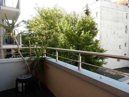 Sanierte 3-Zimmer-Wohnung mit Balkon und Einbauküche in Hannover