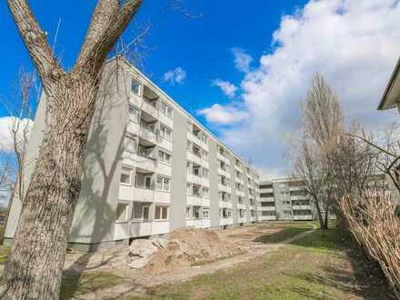 FELDMOCHING / Großzügig geschnittene 3-Zimmer-Wohnung in ruhiger Lage!