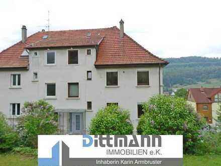 Gemütliche 2 ½ - Zimmer Wohnung mit Garten in Ebingen