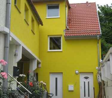 Sehr schönes, komfortabel ausgestattestes Haus mit 2 großen Zimmern und kleinem Garten in Nordheim