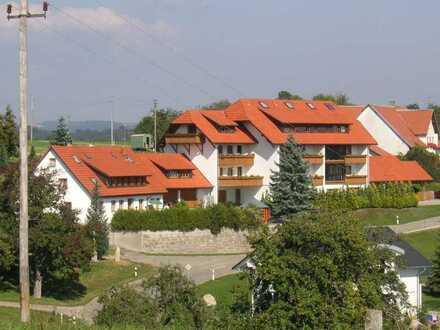 Schöne, helle Zwei-Zimmer-Wohnung mit Alpenpanorama in Waldshut (Kreis), Görwihl