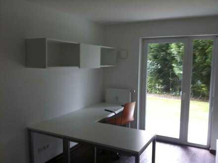 Möblierte 1-Zimmer-EG-Wohnung ab 01.06 für bis 3 Monate, ideal für Studenten, 590€ alles inkl.