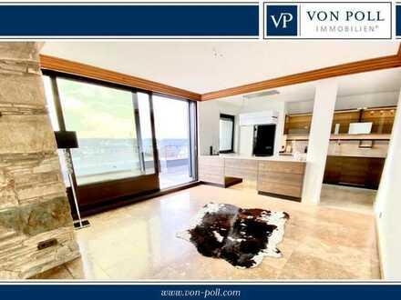 Exklusive Penthousewohnung mit herrlichem Ausblick!