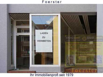 Ladenlokal mit riesen Schaufenster PF City + Parkplatz möglich