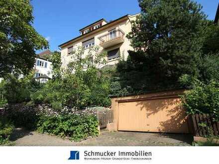 Sehr gepflegtes 3-Familienhaus mit Garten und Aussicht in Stuttgart-Obertürkheim