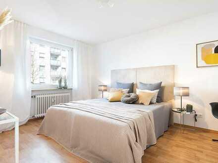 Attraktiv für Käufer und Mieter: Wohnung mit 3 Zimmern und Balkon an starkem Standort