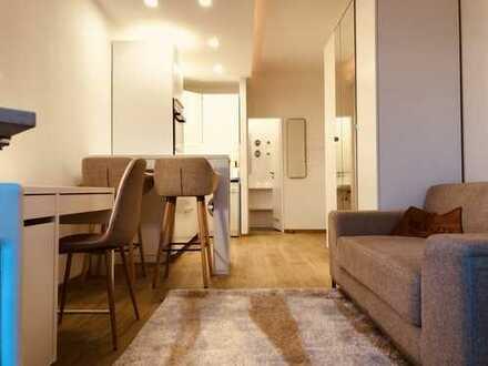 Brand NEU! Design Studio-Apartment - Neufahrn-Zentrum!