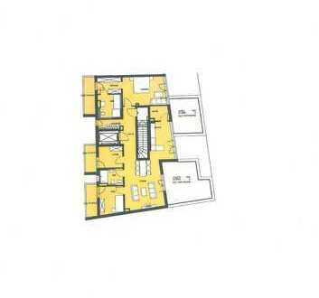 Wohnen am Malzhof- 3,5Zi. Penthouse Neubauwohnung im Zentrum von Kempten