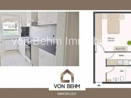 von Behm Immobilien - 1ZKB Wohnung in ruhige Lage