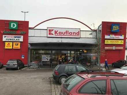 Provisionsfrei: Ladenfläche im Fachmarktzentrum Kaufland Neuburg-Schrobenhausen zu vermieten