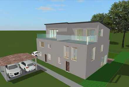 Projektierte Doppelhaushälfte in Toplage in Darmstadt Eberstadt