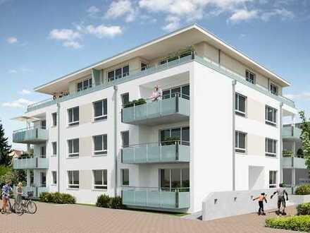 vis-à-vis Wiesloch: 3-Zimmerwohnung in attraktiver Innenstadtlage